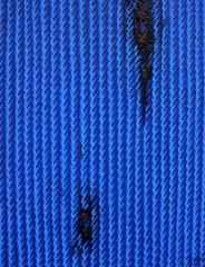 'Mavi Üzerine Notlar', 50x40 cm, TÜYB, 2015