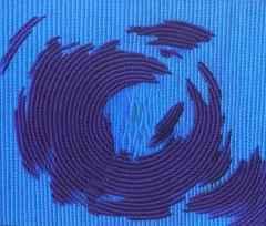 Sesler ve İzler, 100x120 cm, TÜYB, 2018
