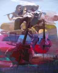 Hakan Eraslan<br />120x90 cm, TÜAB, 2015