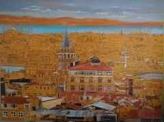 İsmail Üner<br />150x200 cm, TÜYB, 2015