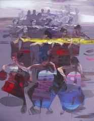 Hakan Eraslan<br />180x140 cm, TÜAB, 2016