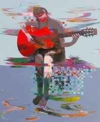Hakan Eraslan - 150x126 cm, TÜAB, 2017