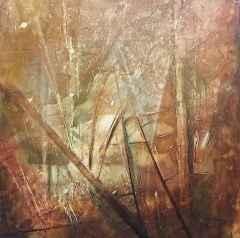 Musa Güney - Katarsis/Catharsis, 70x70 cm, Tuvale yağlı boya/Oil on canvas, 2017