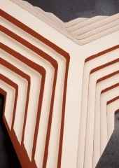 'Katmanlar -detay', 57,5x43x9 cm, Kalıpla Şekillendirme, 2018