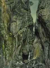 'Seyidabad Şelalesi'<br />60x45 cm, TÜYB, 2009
