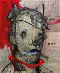 'Matbaacı', 60x50 cm, DÜKT, 2015