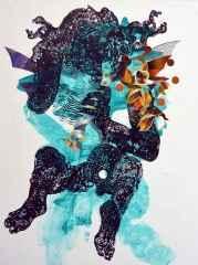 Semih Kaplan<br />120x90 cm, TÜAB, 2015