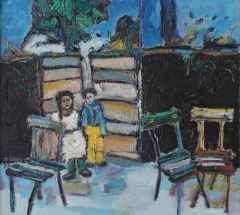 'Değerini Bilemediklerimiz'<br />45x50 cm, TÜYB, 1997