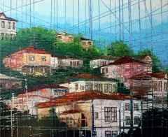 Yasin Dağ - 116x140 cm - TÜYB - 2013