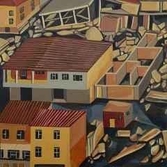 Ali Karakoç - 20x20 cm MÜAB, 2017