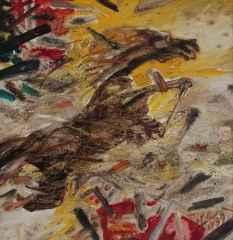 Muharrem Pire <br/> 70x70 cm, TÜYB, 1999