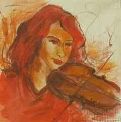 Yasemin Kalyoncu - 20x20 cm