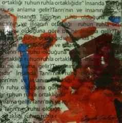 Ceyda Güler - 20x20 cm