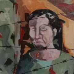 Filiz Kara Bilgin - 20x20 cm