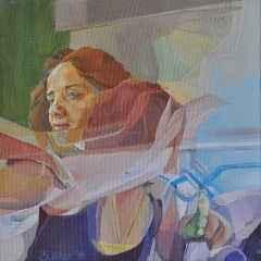Selda Eren - 20x20 cm