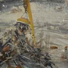 Şahin Demir - 20x20 cm