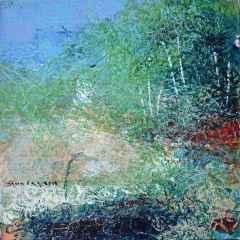 Yasin Dağ - 20x20 cm