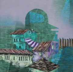 Baki Bodur - 20x20 cm
