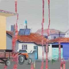 Mevlüt Akar - 20x20 cm - 2014