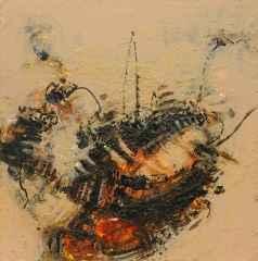 Özden Yarımca - 20x20 cm - 2014