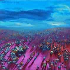 Raşit Altun - 20x20 cm - 2014