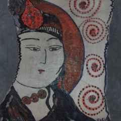 Ece Kanışkan - 20x20 cm - 2014