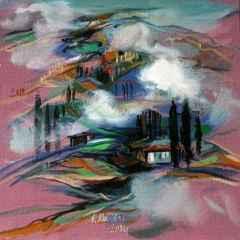 Ekrem Kutlu - 20x20 cm - TÜYB - 2014