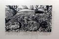 Balık - 102x58x8 cm, Metal, 2016