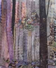 'Uyanık Orman'<br />170x150 cm, 2013