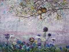 Masumiyet İçin Düşler II-Dreams for Innocence II, 90x120 cm