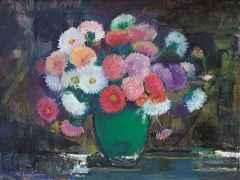 60x80 cm - TÜYB - Mevsim Çiçekleri