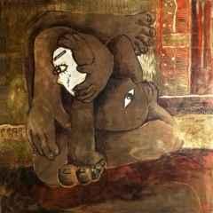 'Adsız', 100x100 cm, TÜKT, 2011