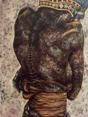 'İçimdeki Yara', 80x60 cm, TÜKT, 2013
