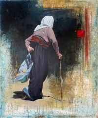 Hasan Saygın - 120x100 cm, TÜYB, 2017