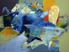 80x120 cm - TÜAB - 2009 - Yengecin Rüyası