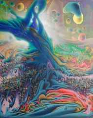 Raşit Altun<br />'Araf', 50x40 cm, T.Ü.A.B., 2015