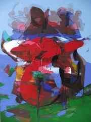 Hakan Eraslan - 100x70 cm - TÜAB - 2014