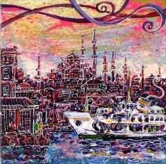 Ahmet Şinasi İşler – 25x25 cm, TÜYB, 2015