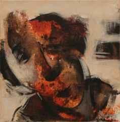 Özden Gezer Yarımca – 25x25 cm, TÜAB, 2015