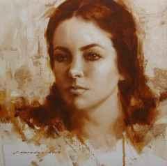 Fatih Karakaş – 'Liz', 25x25 cm, TÜYB, 2015