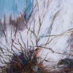 Nilay Sayrav – 'isimsiz', 25x25 cm, TÜYB, 2015