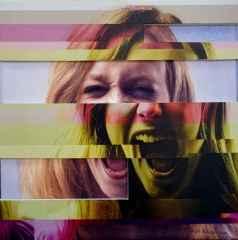 M. Emrah Akkayüz - 'Çığlık', 25x25 cm, TÜKT, 2016