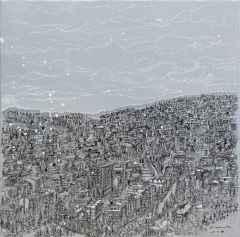 Sümeyye Yuşan - 25x25 cm, TÜKT, 2016