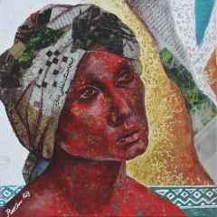 Parvin Ghorbanzadeh Dizaji - 'Bekleyiş', TÜYB, 2017
