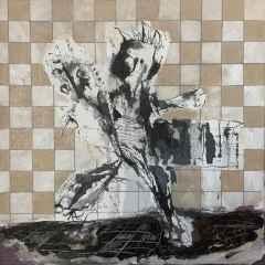 Muhammet Ali Çakır - 'Layers', 25x25 cm, TÜYB, 2017