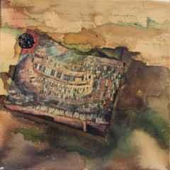 Akife Dekeli - 'Cizvitlilerin katli', 25x25 cm, TÜKT