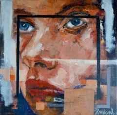 İbrahim Tokaslan - 'Image Layer', 25x25 cm, TÜYB, 2017