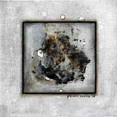 Gizem Sevinç - Malevich-Siyah Kare - 25x25 cm - TÜYB - 2018