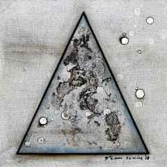 Gizem Sevinç - Raffaello-Piramidal Kompoziyon - 25x25 cm - TÜYB - 2018
