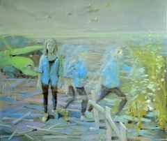 'İsimsiz'<br />130x150 cm - TÜYB - 2014